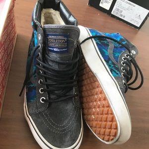 672cdc885a Vans Shoes - Pendleton wool vans